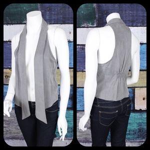 BR Monogram Lyocell Vest